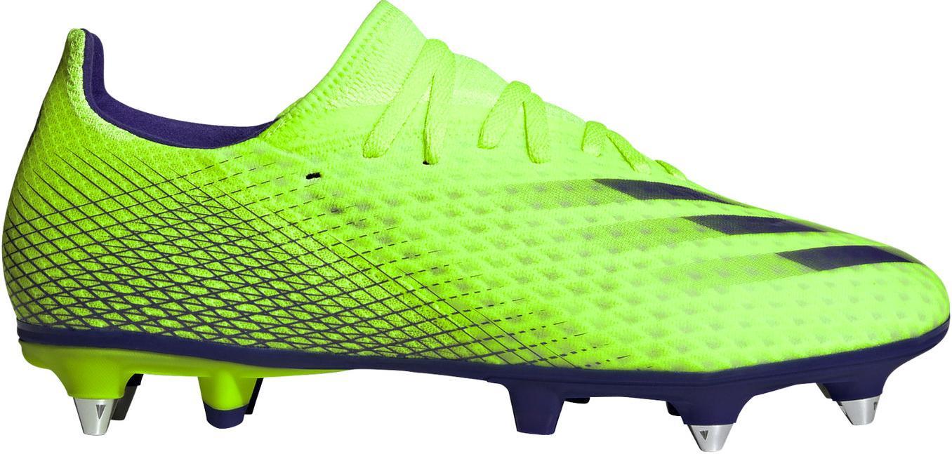 Kopačky adidas X GHOSTED.3 SG zelená