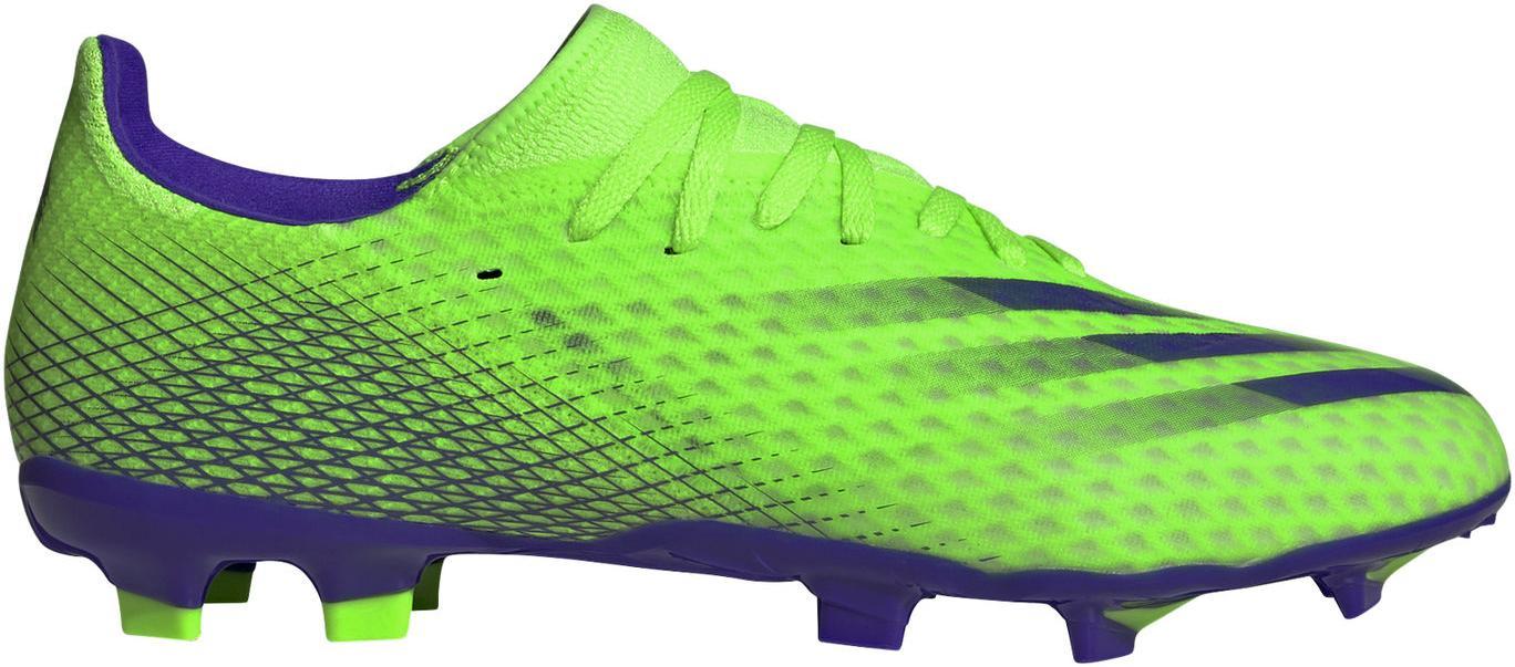 Kopačky adidas X GHOSTED.3 FG zelená