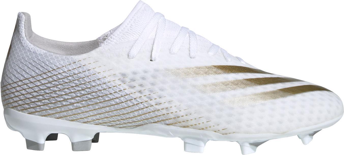 Kopačky adidas X GHOSTED.3 FG bílá