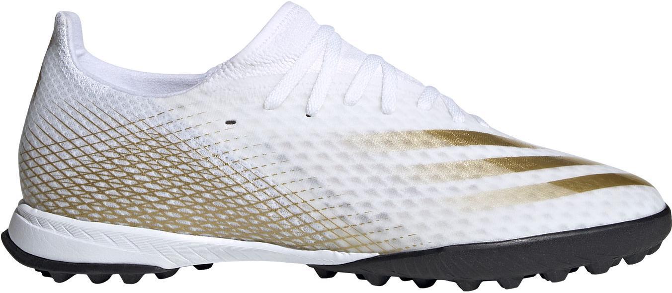 Kopačky adidas X GHOSTED.3 TF bílá