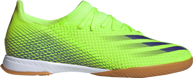 Sálovky adidas X GHOSTED.3 IN zelená