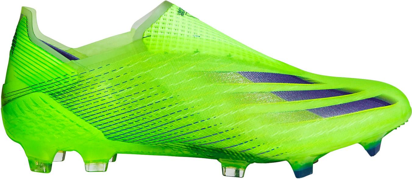 Kopačky adidas X GHOSTED+ FG zelená