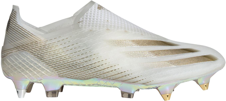 Kopačky adidas X GHOSTED+ SG bílá