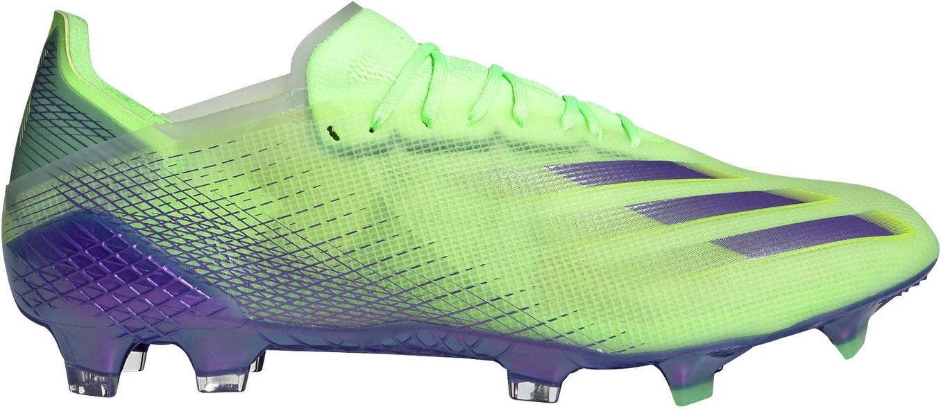 Kopačky adidas X GHOSTED.1 FG zelená