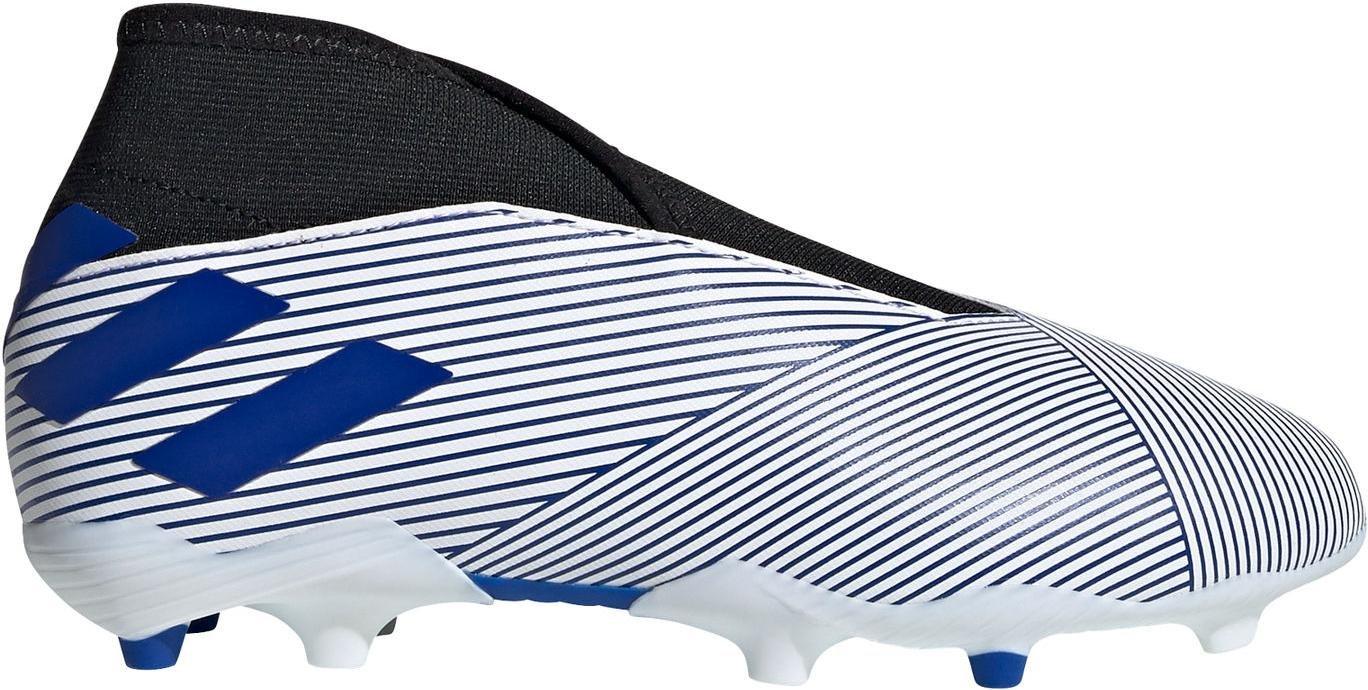 Kopačky adidas NEMEZIZ 19.3 LL FG J modrá