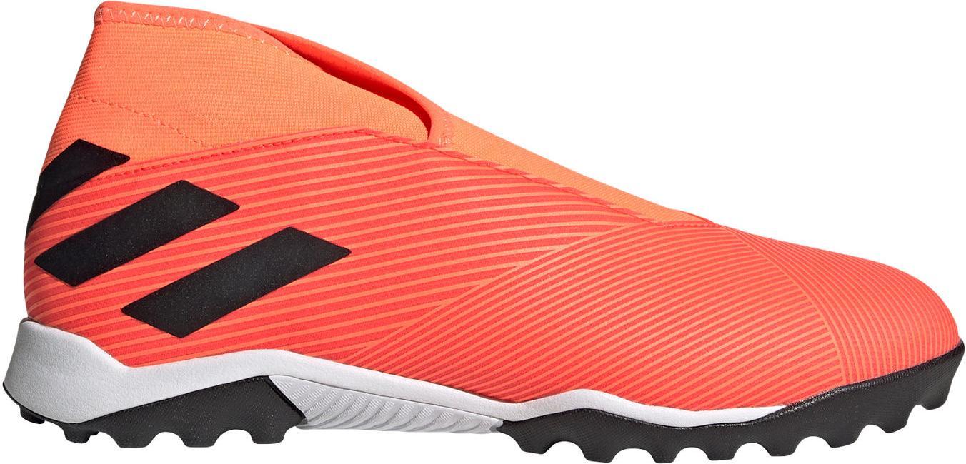 Kopačky adidas NEMEZIZ 19.3 LL TF oranžová