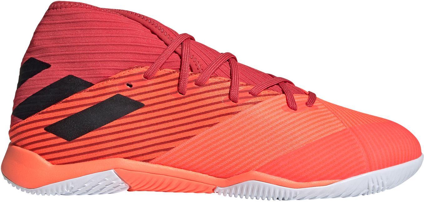 Sálovky adidas NEMEZIZ 19.3 IN oranžová