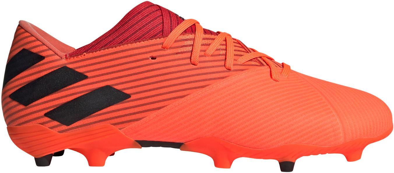 Kopačky adidas NEMEZIZ 19.2 FG oranžová