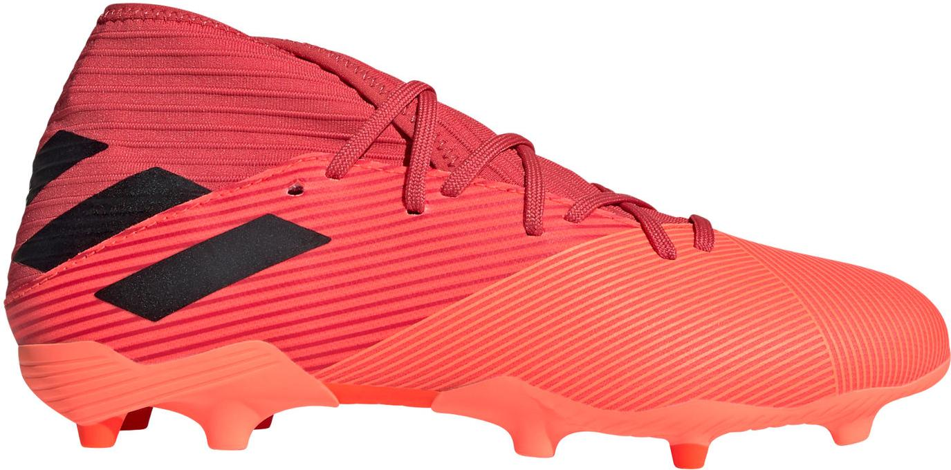 Kopačky adidas NEMEZIZ 19.3 FG oranžová