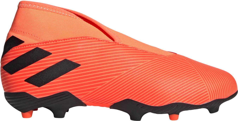 Kopačky adidas NEMEZIZ 19.3 LL FG J oranžová