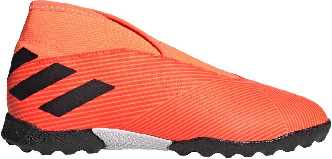 Kopačky adidas NEMEZIZ 19.3 LL TF J oranžová