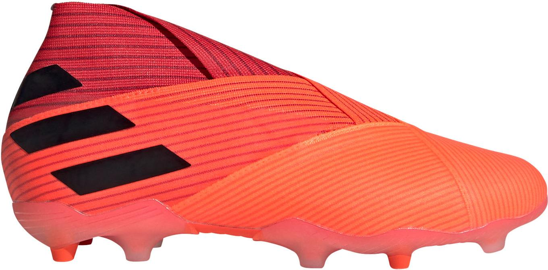 Kopačky adidas NEMEZIZ 19+ FG J oranžová