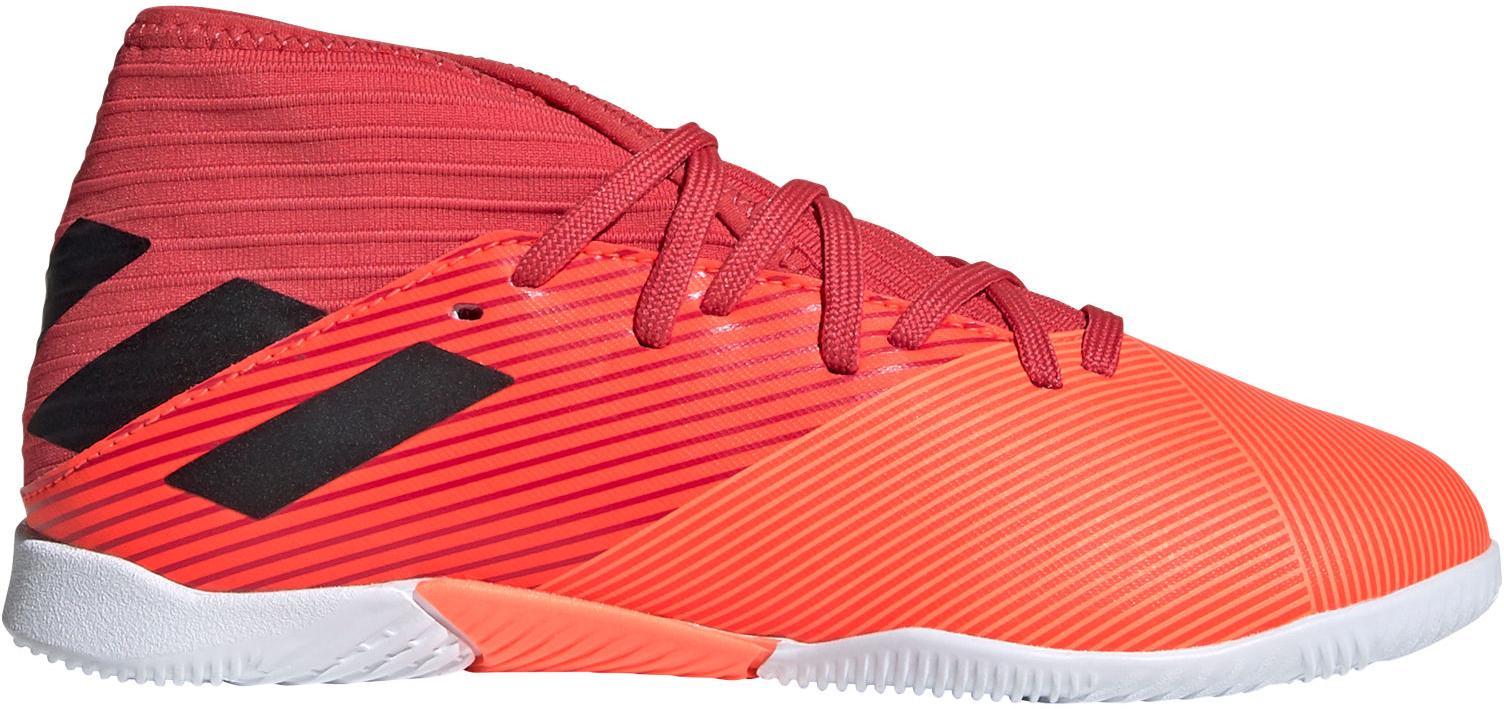 Sálovky adidas NEMEZIZ 19.3 IN J oranžová