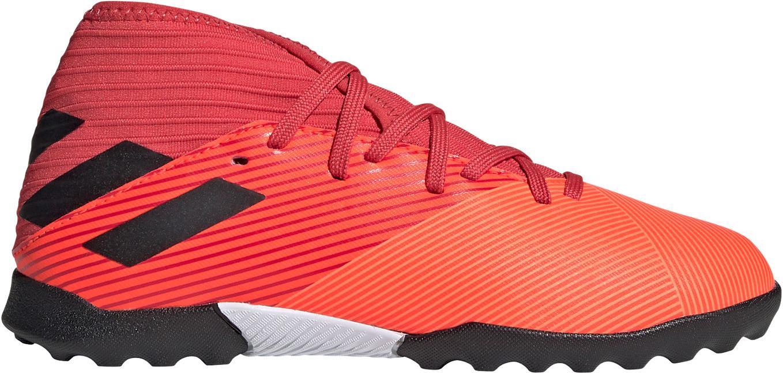 Kopačky adidas NEMEZIZ 19.3 TF J oranžová