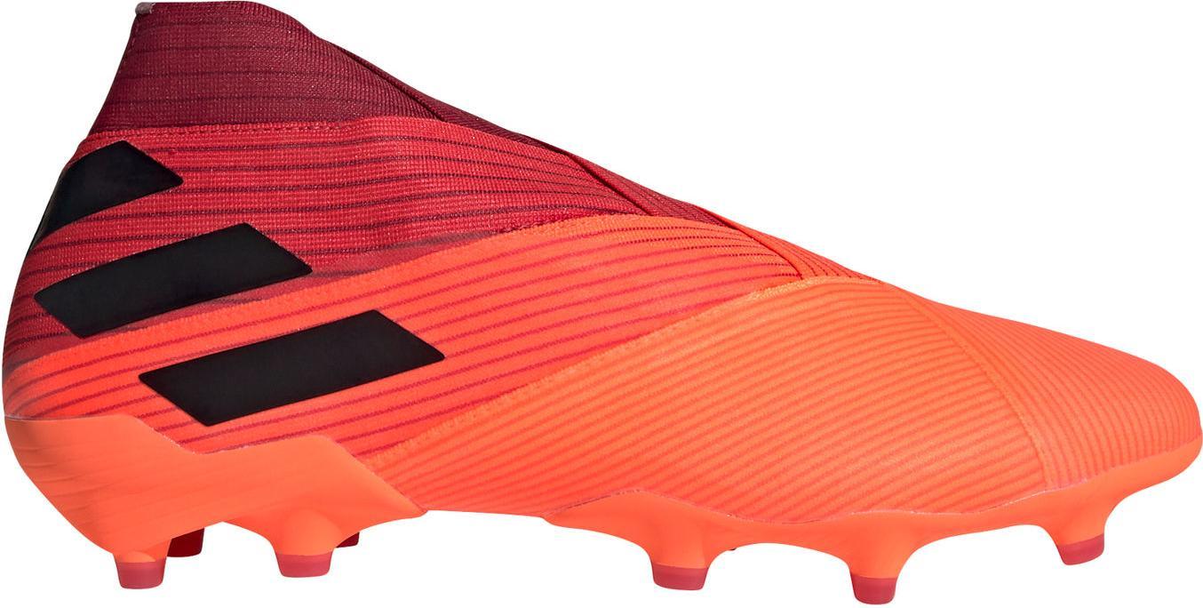 Kopačky adidas NEMEZIZ 19+ FG oranžová