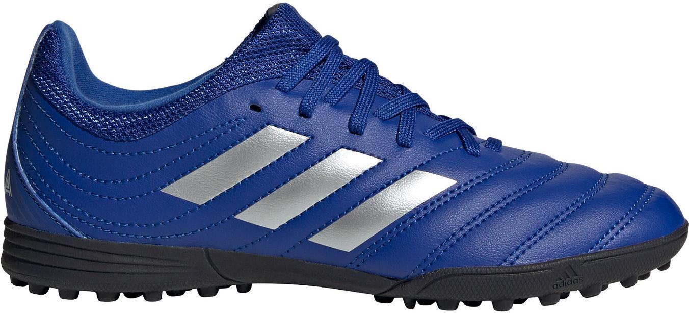 Kopačky adidas COPA 20.3 TF J modrá