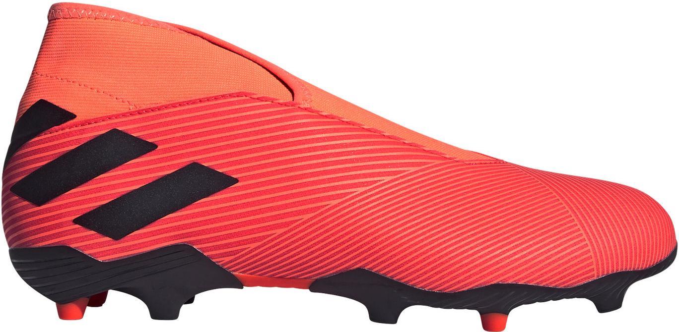 Kopačky adidas NEMEZIZ 19.3 LL FG oranžová