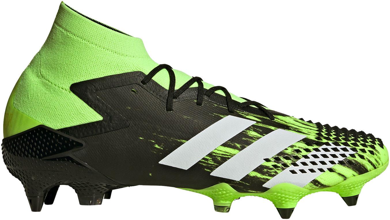 Kopačky adidas PREDATOR MUTATOR 20.1 SG zelená