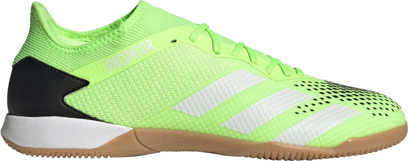 Sálovky adidas PREDATOR 20.3 L IN zelená