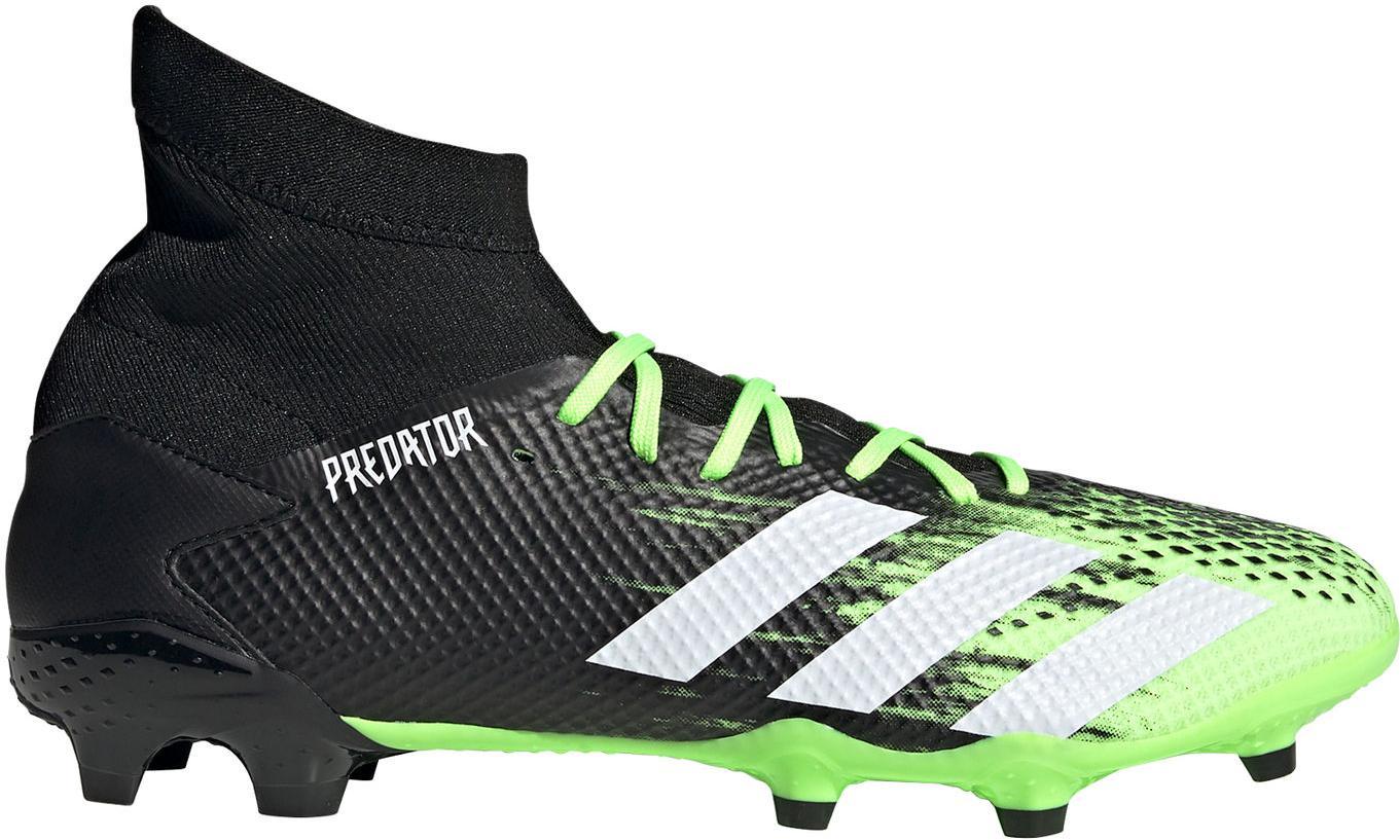 Kopačky adidas PREDATOR 20.3 FG zelená