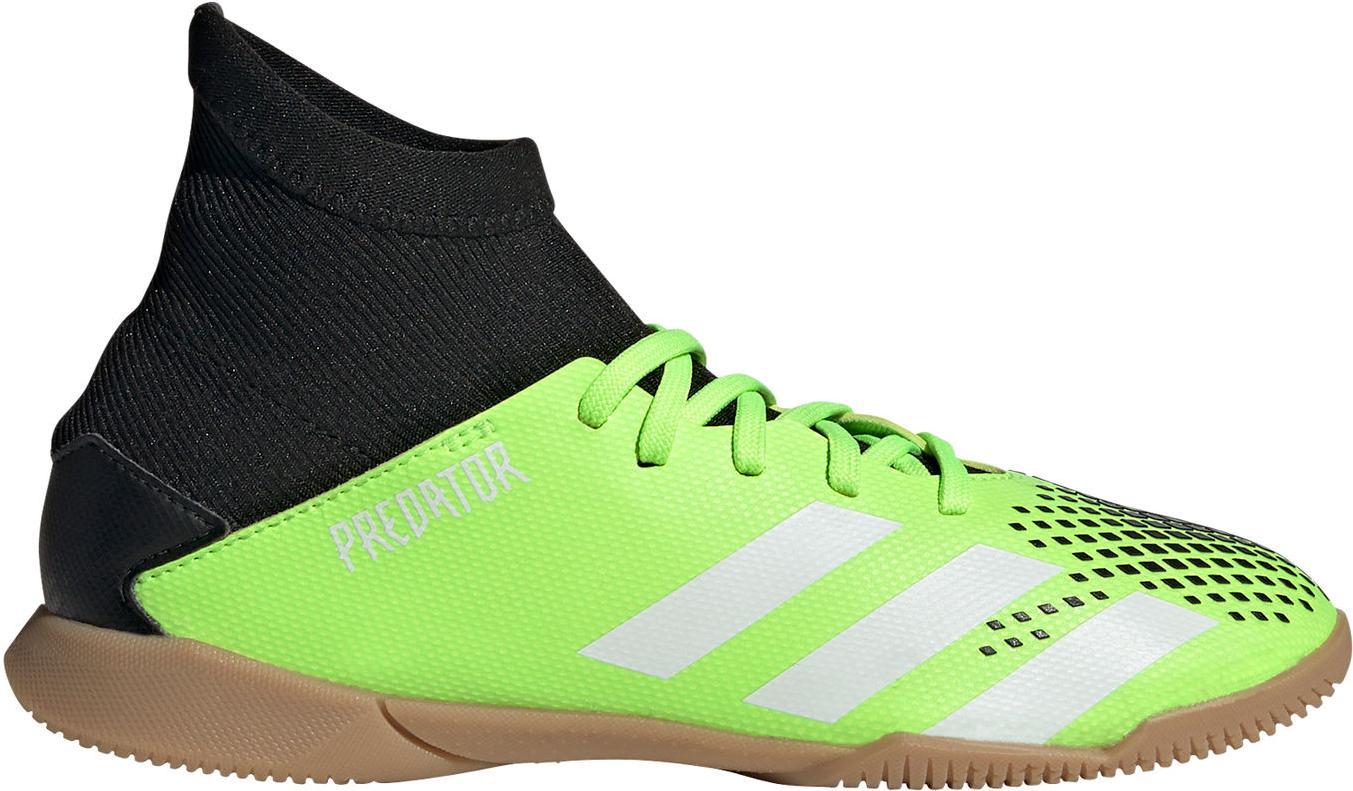 Sálovky adidas PREDATOR 20.3 IN J zelená