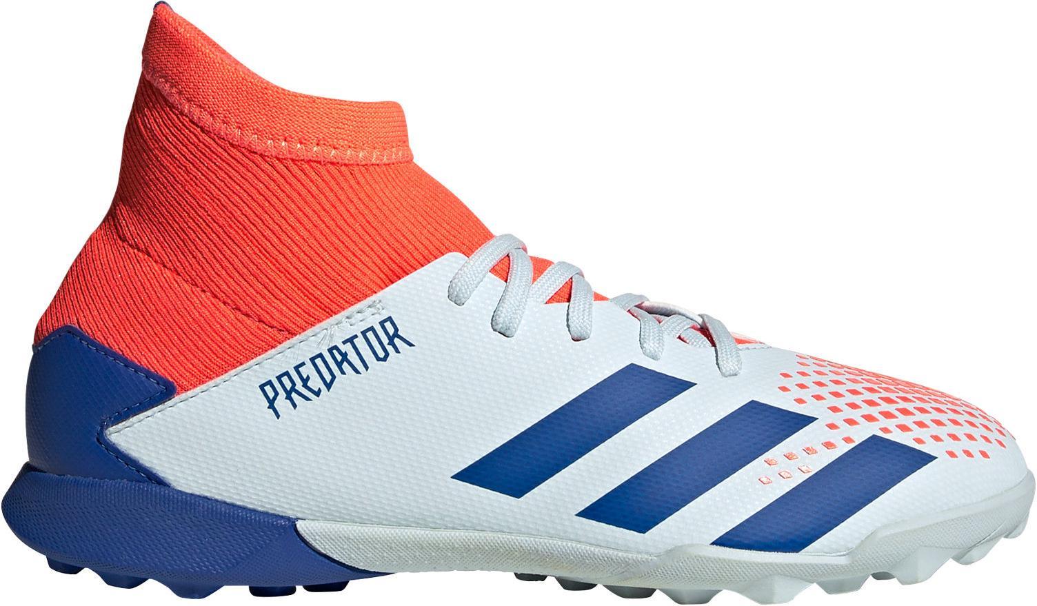 Kopačky adidas PREDATOR 20.3 TF J modrá