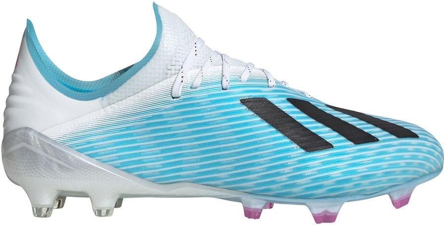 Kopačky adidas X 19.1 FG modrá