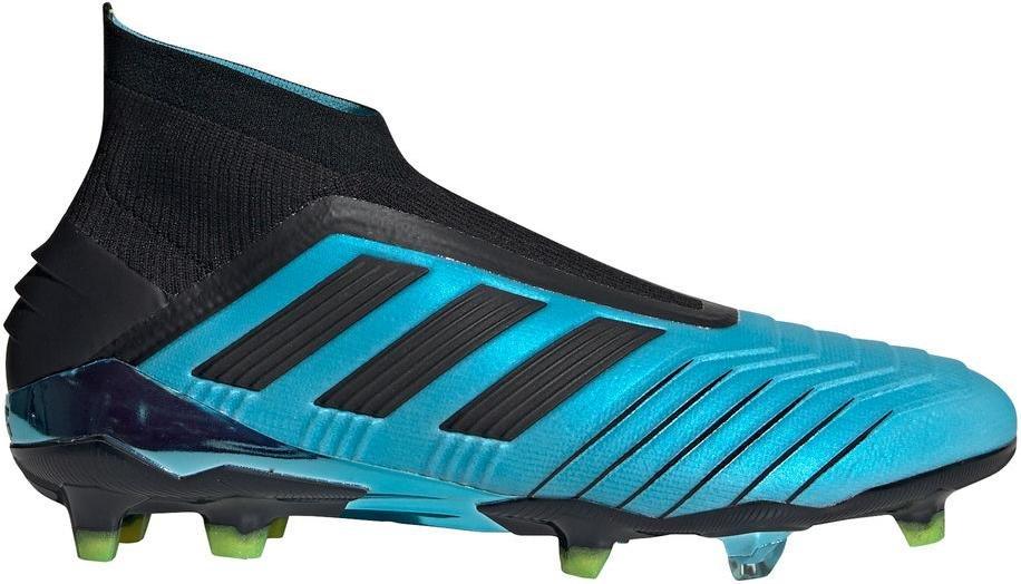 Kopačky adidas PREDATOR 19+ FG modrá