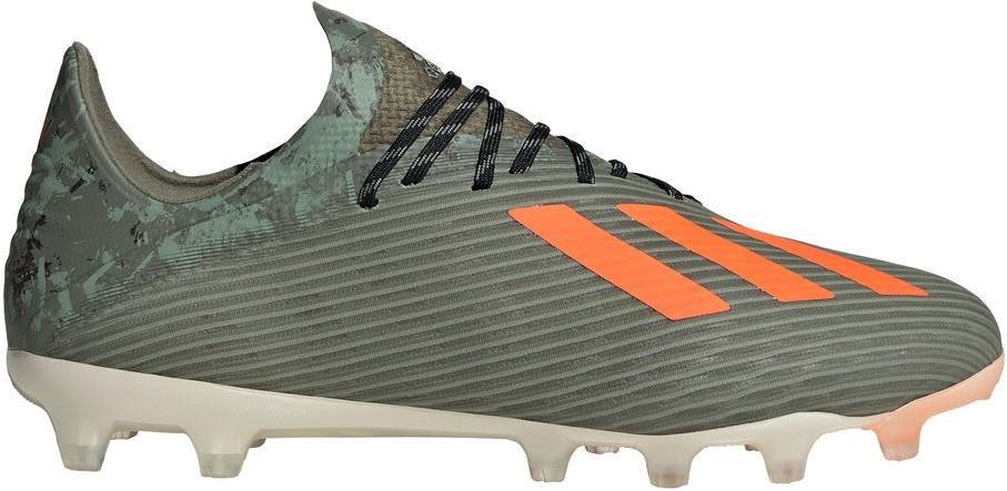 Kopačky adidas X 19.1 AG zelená