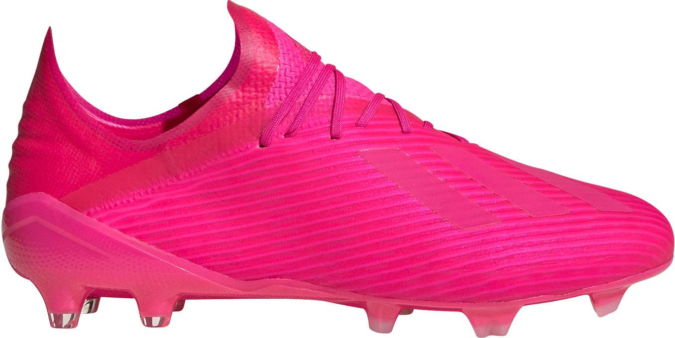 Kopačky adidas X 19.1 FG růžová