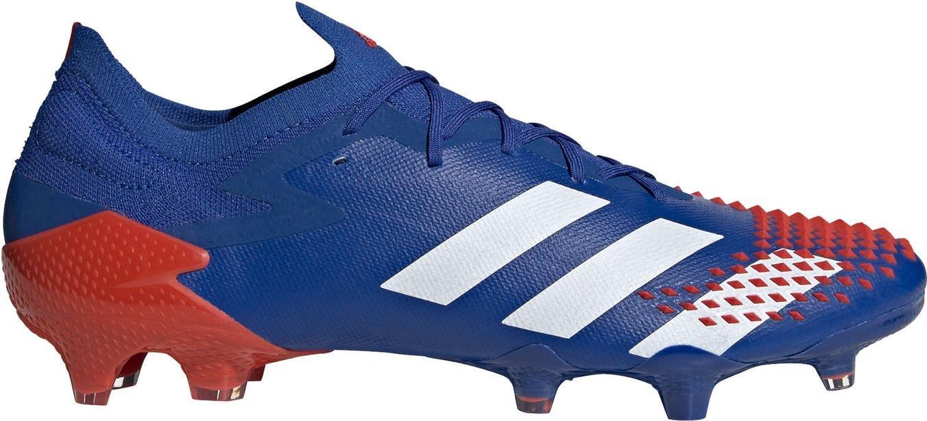 Kopačky adidas PREDATOR MUTATOR 20.1 L FG modrá