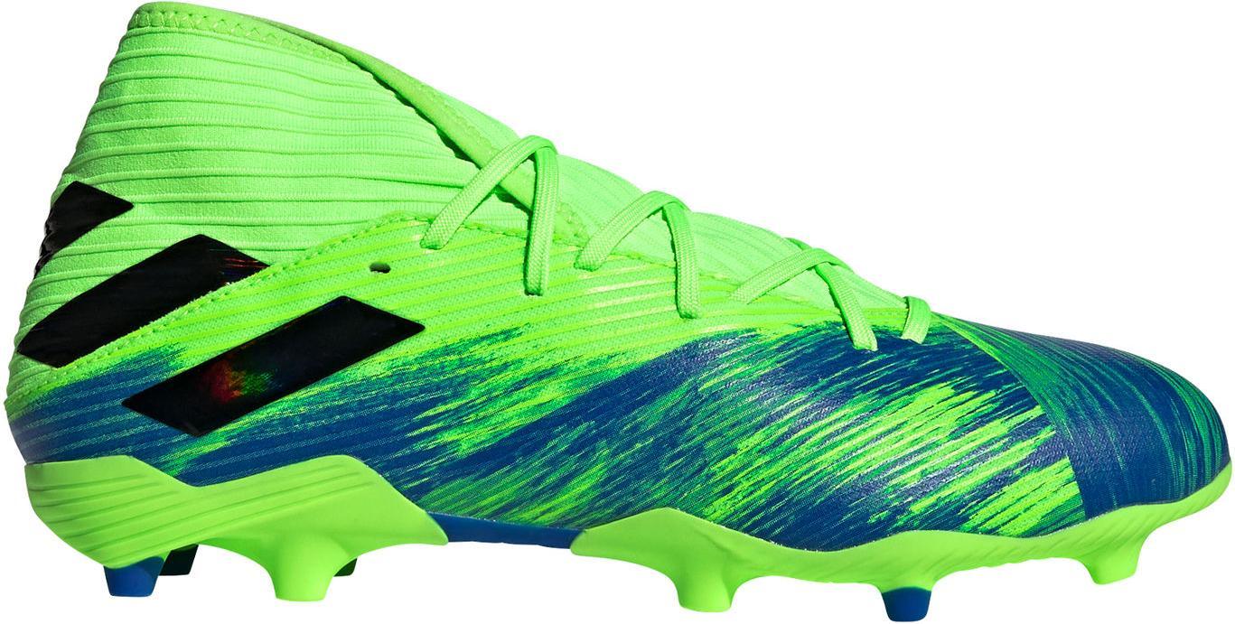Kopačky adidas NEMEZIZ 19.3 FG zelená