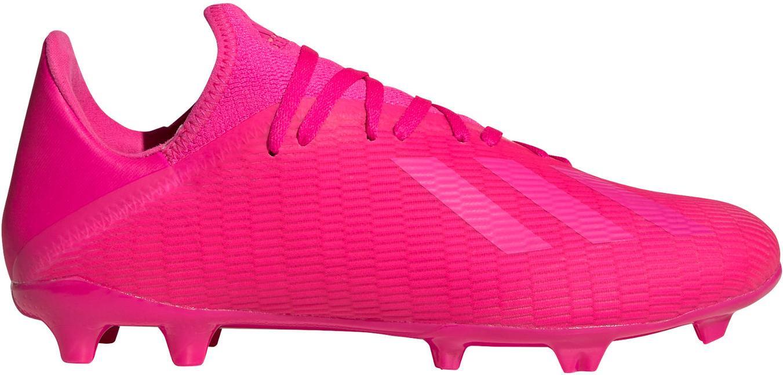Kopačky adidas X 19.3 FG růžová