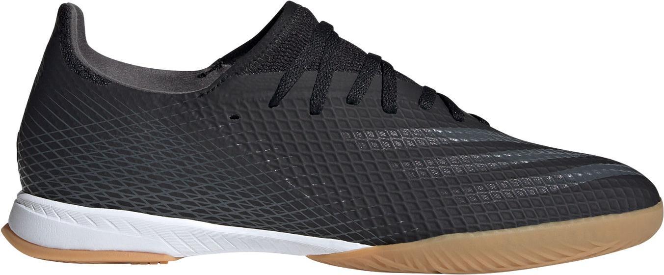 Sálovky adidas X GHOSTED.3 IN černá