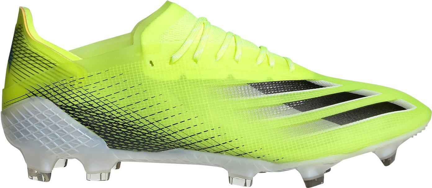 Kopačky adidas X GHOSTED.1 FG žlutá