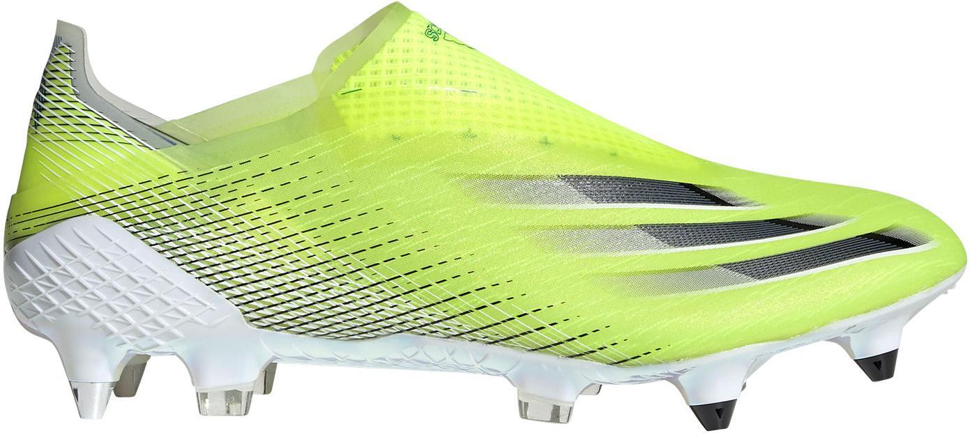 Kopačky adidas X GHOSTED+ SG žlutá