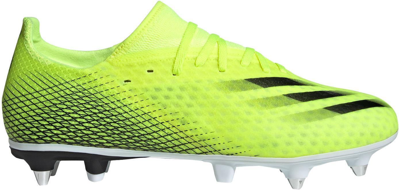 Kopačky adidas X GHOSTED.3 SG žlutá