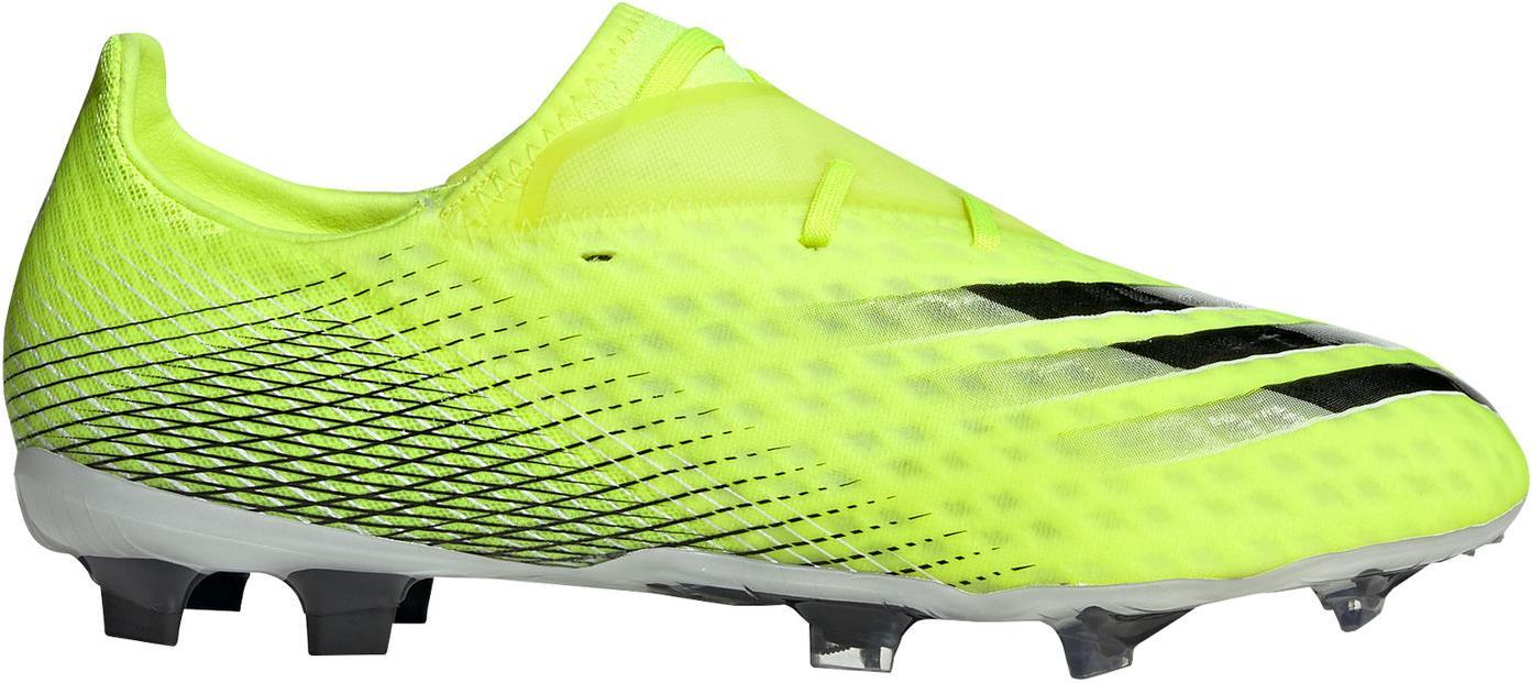 Kopačky adidas X GHOSTED.2 FG žlutá