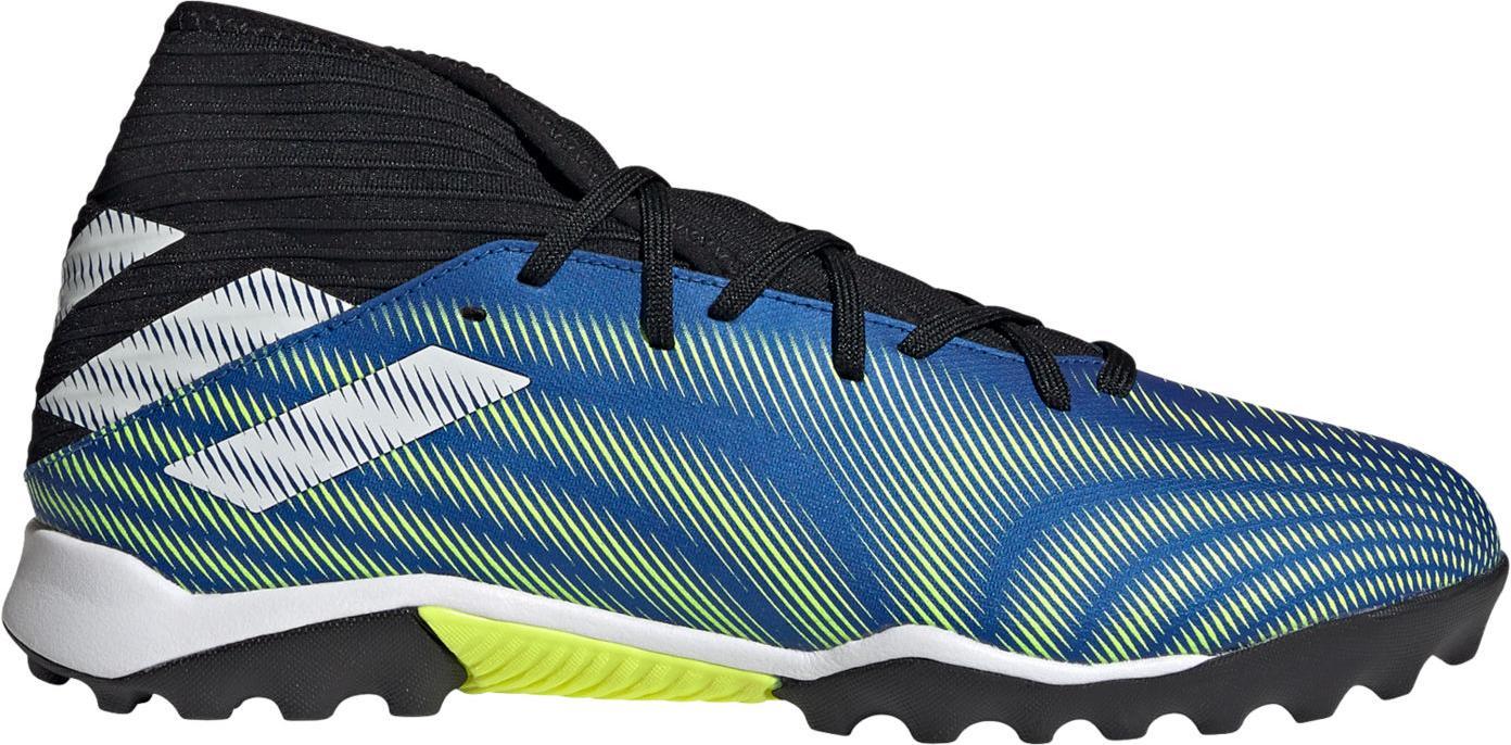 Kopačky adidas NEMEZIZ .3 TF modrá