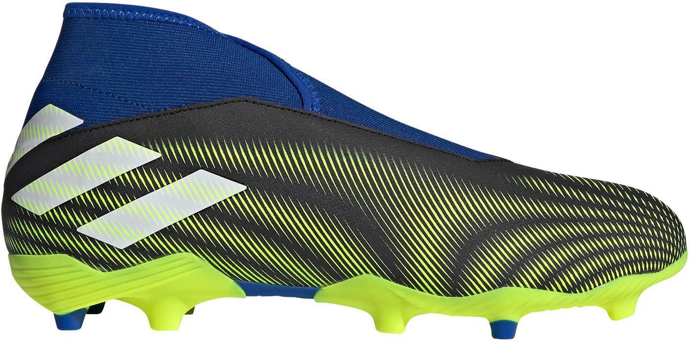 Kopačky adidas NEMEZIZ .3 LL FG modrá