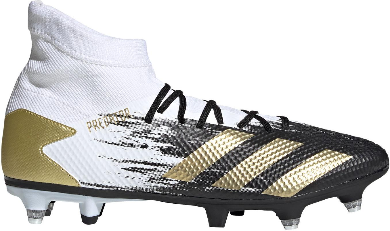 Kopačky adidas PREDATOR 20.3 SG bílá