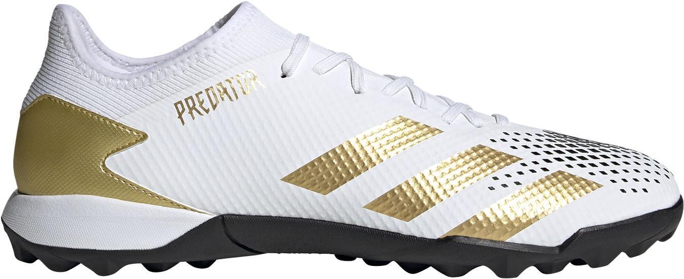 Kopačky adidas PREDATOR 20.3 L TF bílá