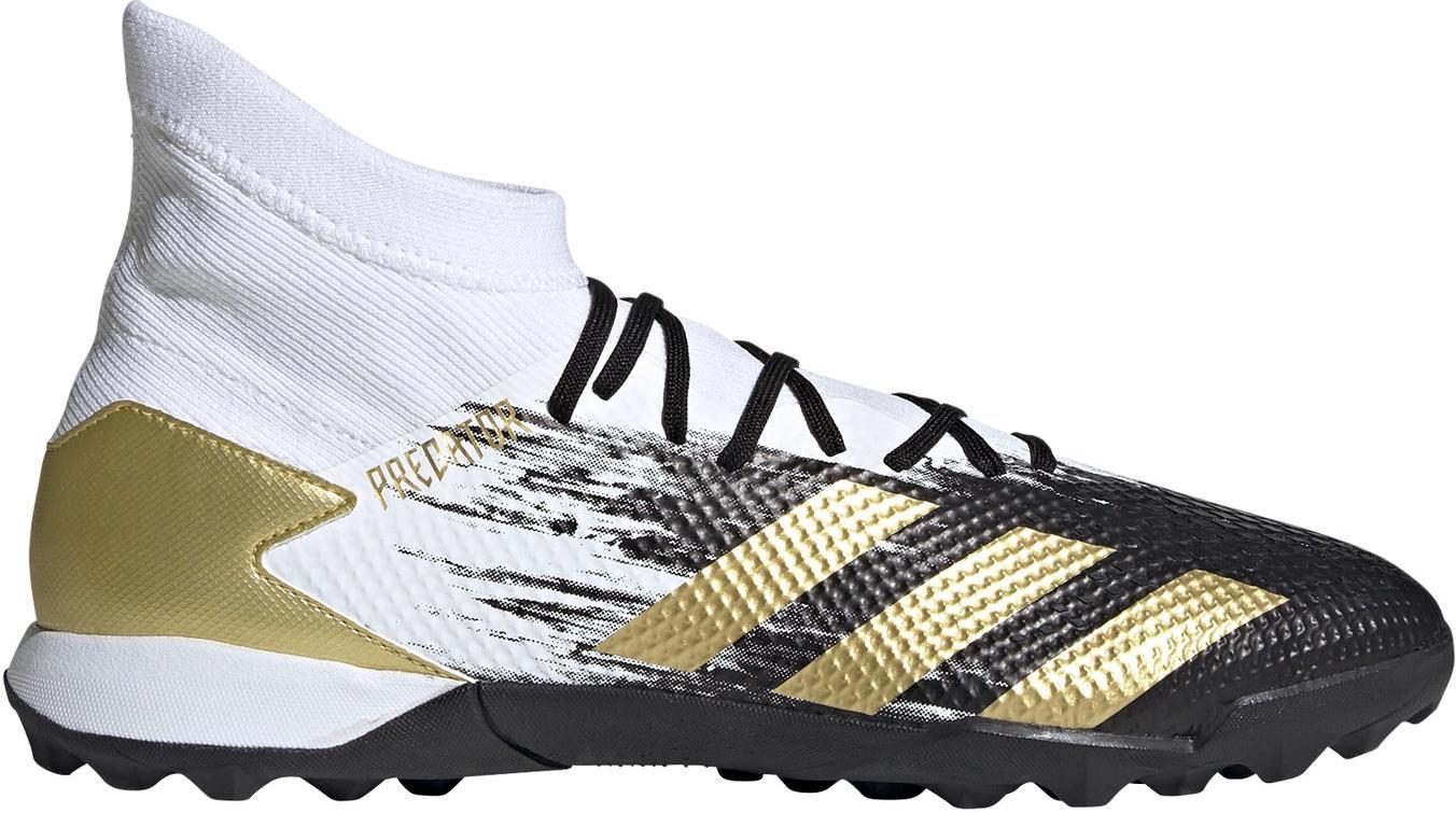 Kopačky adidas PREDATOR 20.3 TF bílá