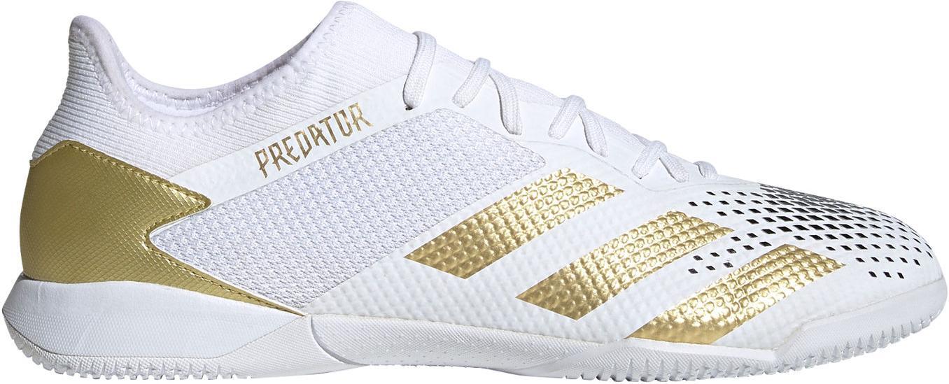 Sálovky adidas PREDATOR 20.3 L IN bílá