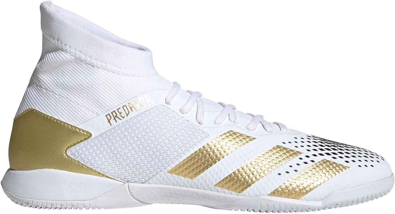 Sálovky adidas PREDATOR 20.3 IN bílá