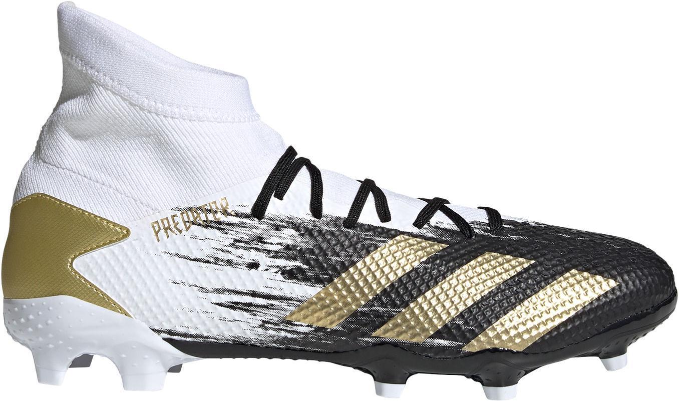 Kopačky adidas PREDATOR 20.3 FG bílá