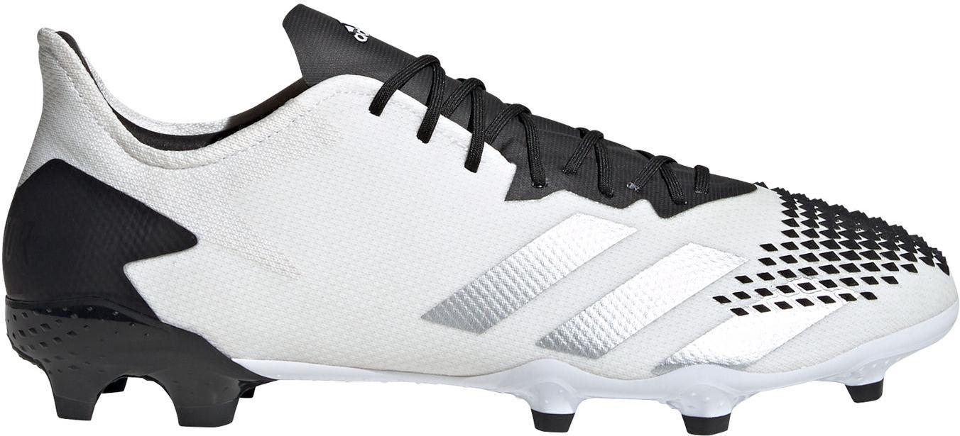 Kopačky adidas PREDATOR 20.2 FG bílá
