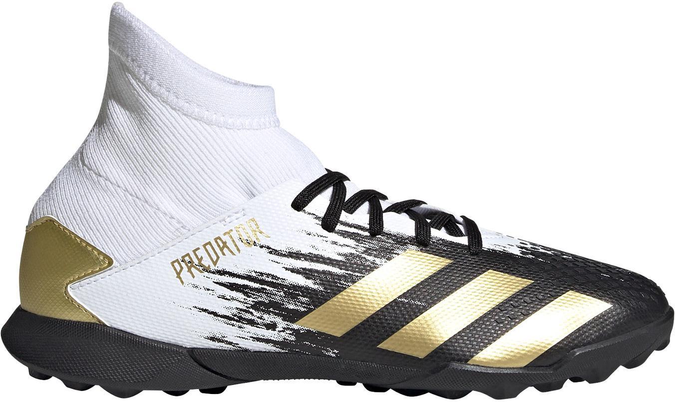 Kopačky adidas PREDATOR 20.3 TF J bílá