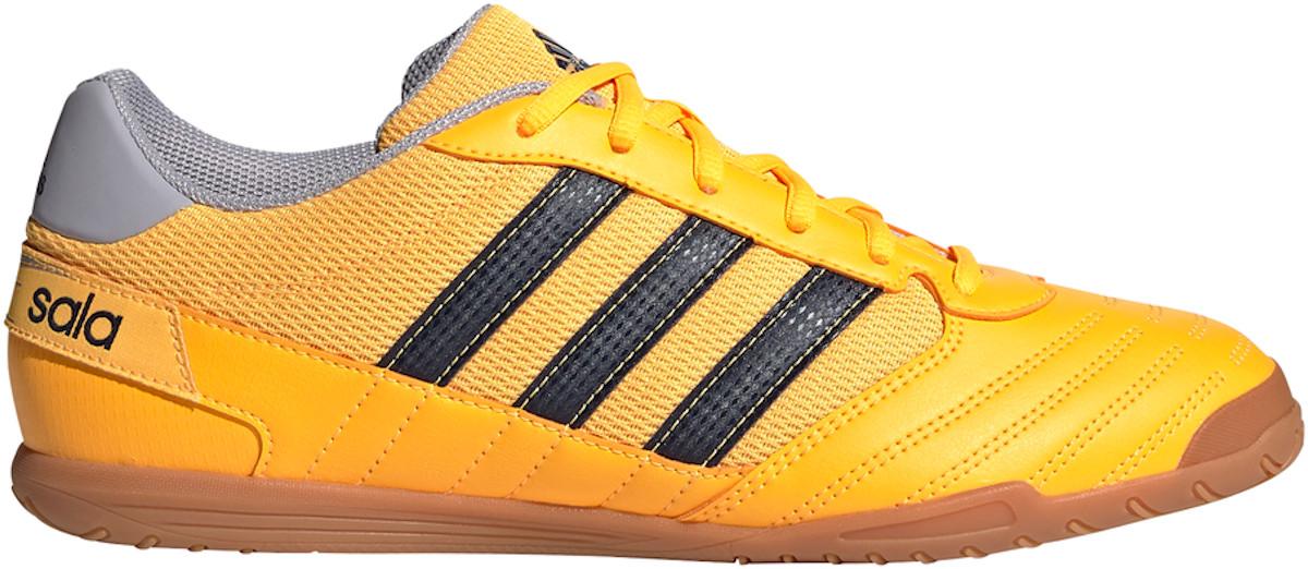 Sálovky adidas Super Sala IN žlutá