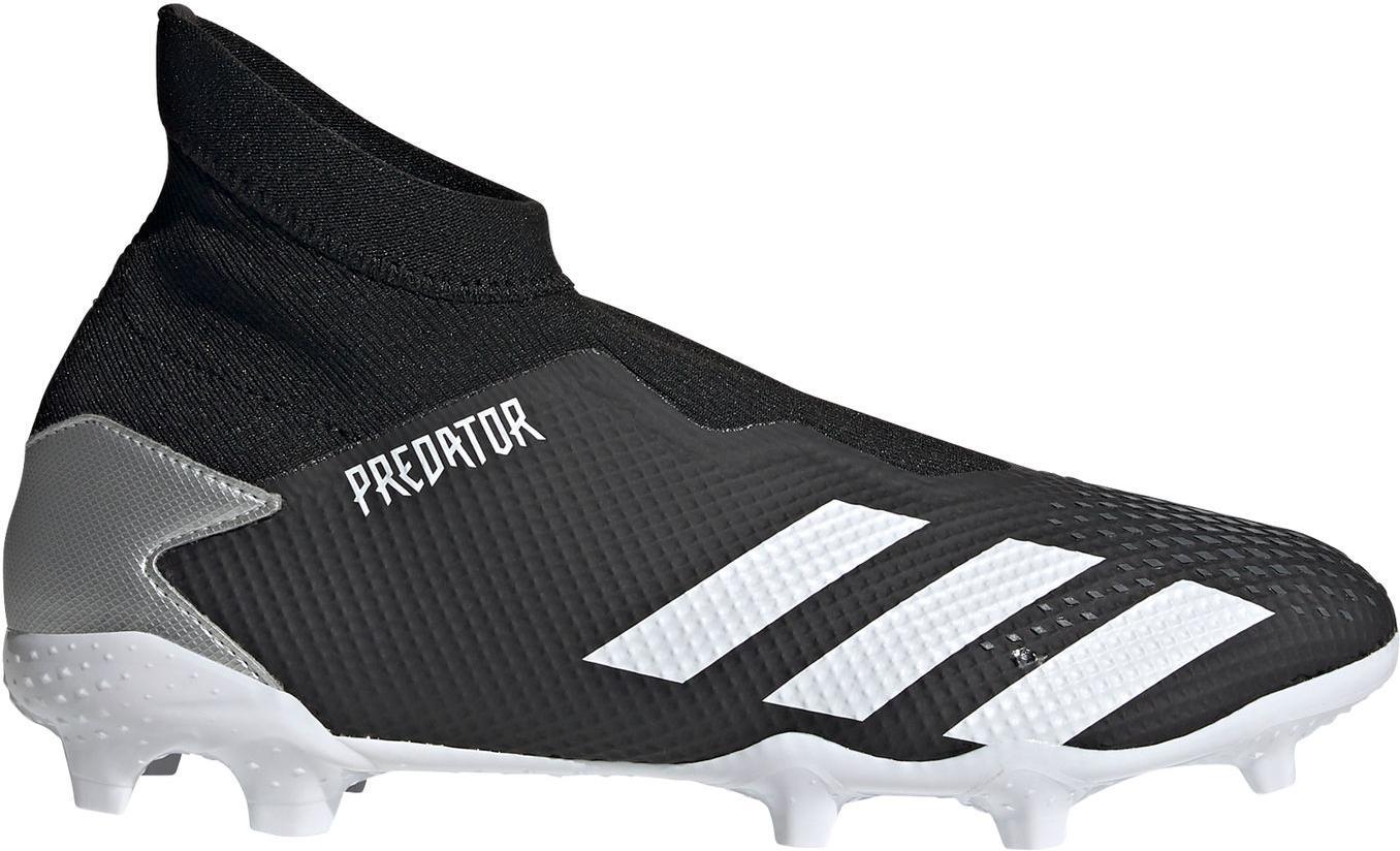 Kopačky adidas PREDATOR 20.3 LL FG černá